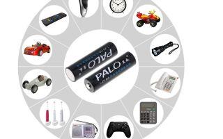 Аккумуляторные пальчиковые батареи с алиэкспресс