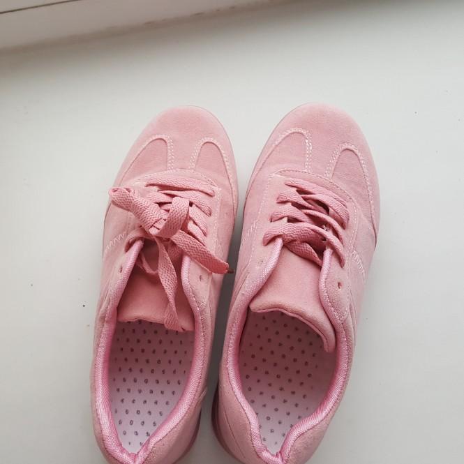 замшевые кроссовки с алиэкспресс